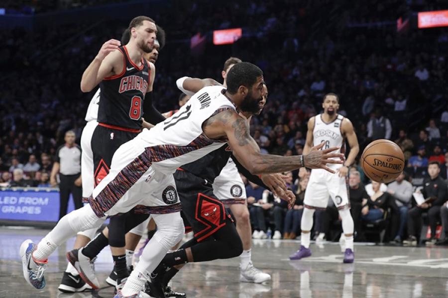 Brooklyn Nets Defeat the Chicago Bulls 133-118