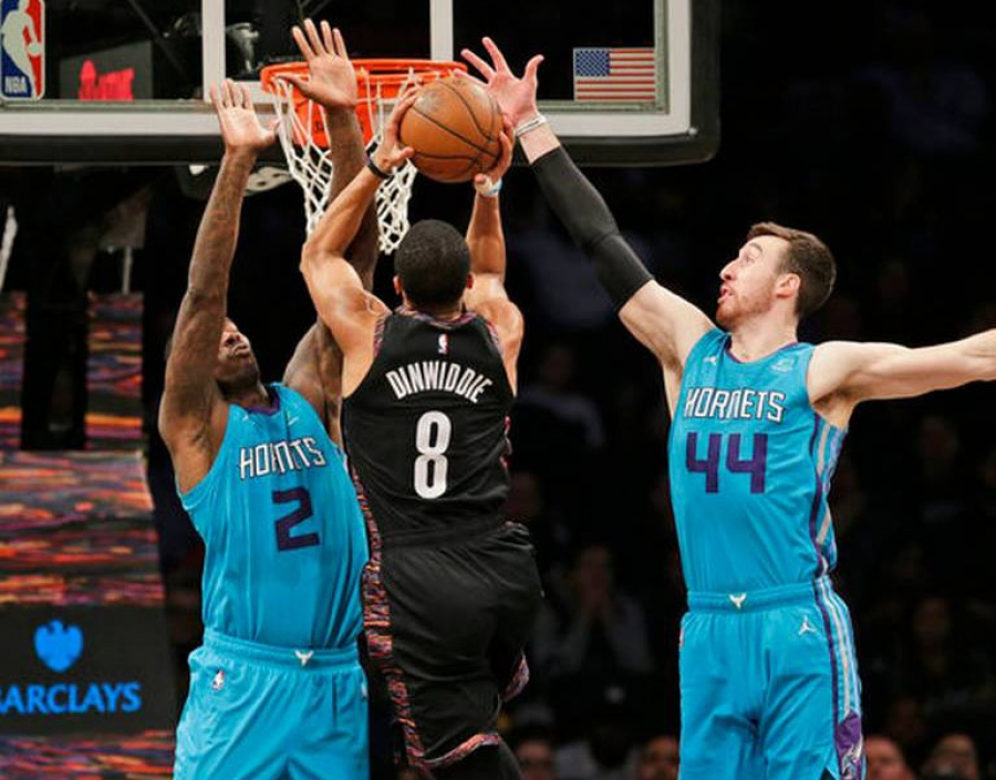 Brooklyn Nets Stung by Charlotte Hornets 123-112