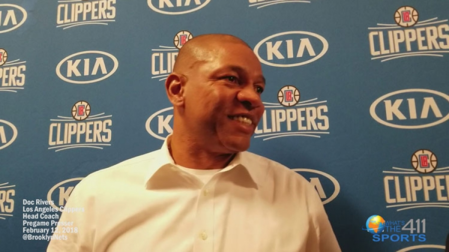 Doc Rivers Talks About Encounter with Referees [as a Spectator]