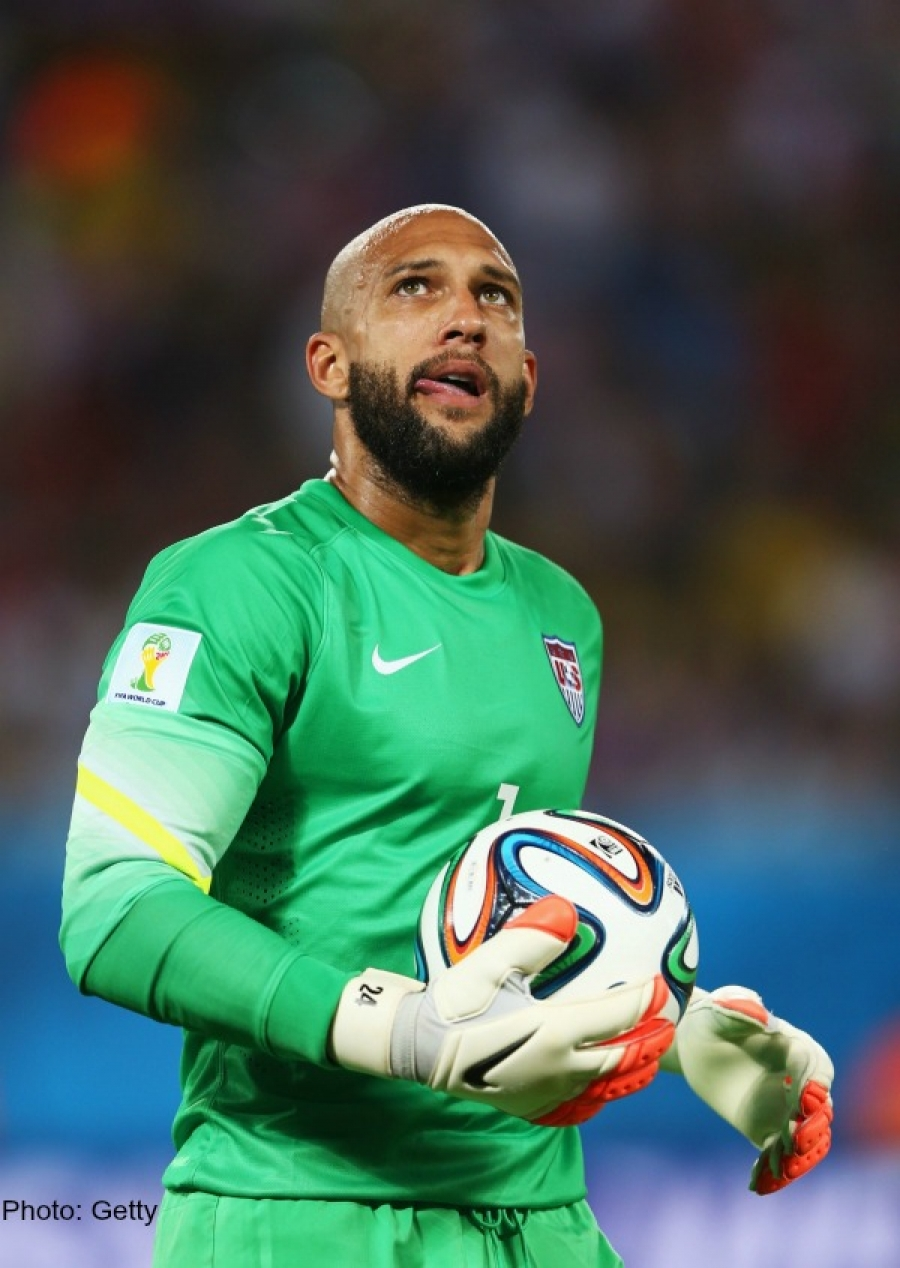 Tim Howard Moves to Broadcast Suite at NBC