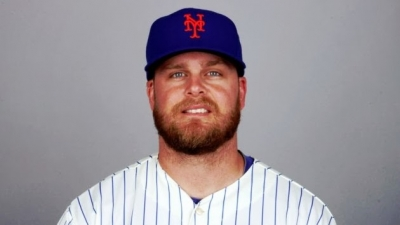 New York Mets first baseman Lucas Duda