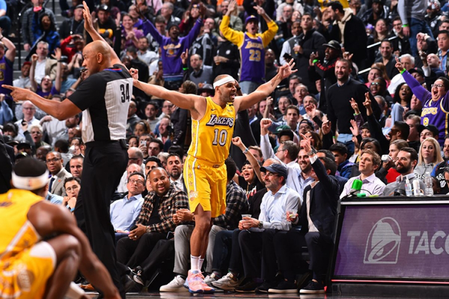Brooklyn Nets Lose to Los Angeles Lakers 128-113