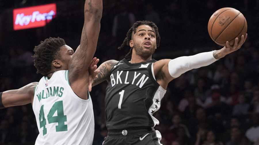 Brooklyn Nets Push Back the Boston Celtics to Win 110-96 | 411SportsTV News
