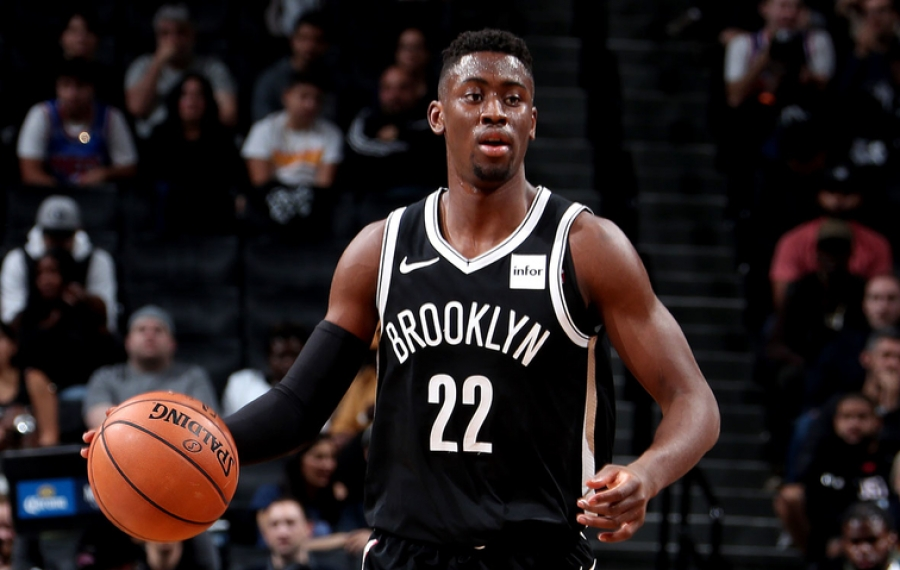 Brooklyn Nets guard, Caris LeVert