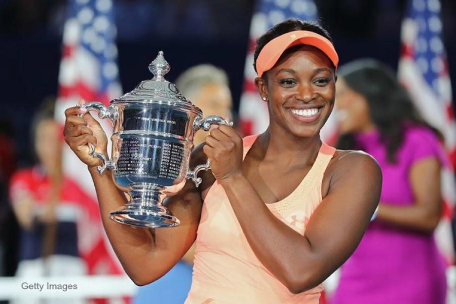 Sloane Stephens Wins 2017 US OPEN Women's Final