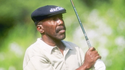 Award-winning African-American professional golfer, Calvin Peete, passes away at age 71
