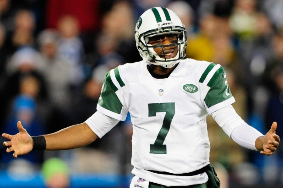 Image result for geno smith interception