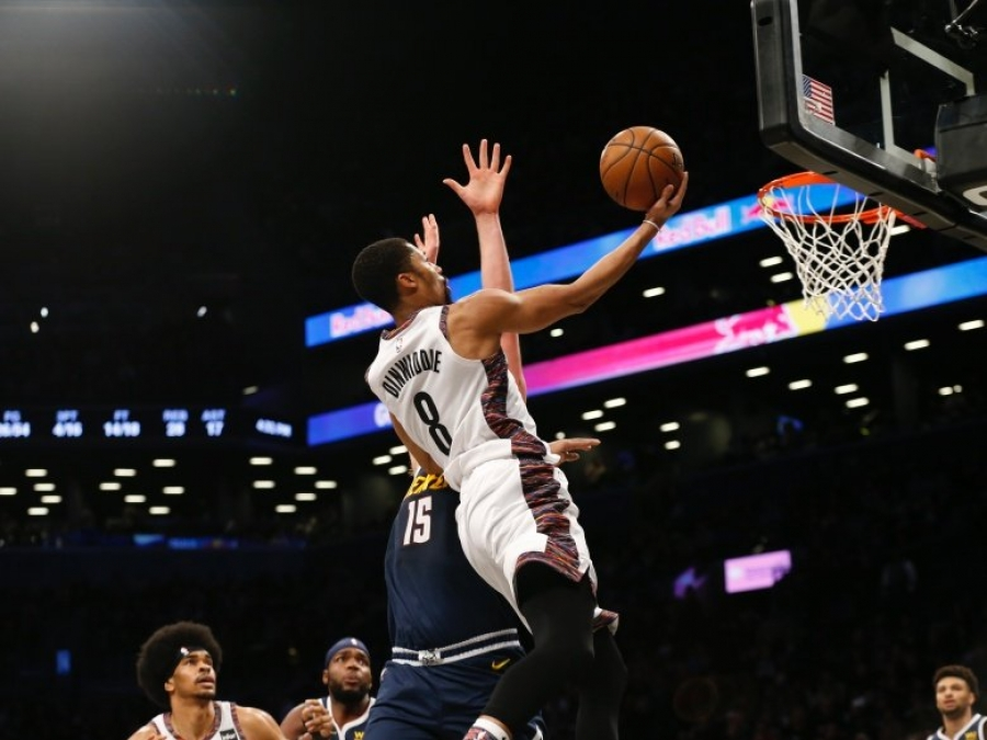 Brooklyn Nets Win a Squeaker, Defeat the Denver Nuggets 105-102