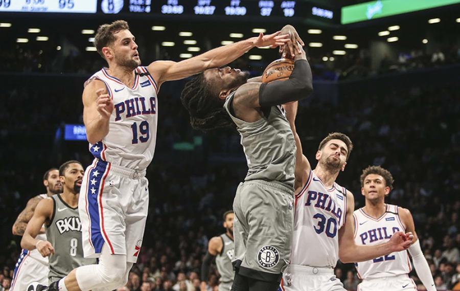 Ben Simmons Dominates and Brooklyn Nets Lose to Philadelphia 76ers 117-111 | 411SportsTV News