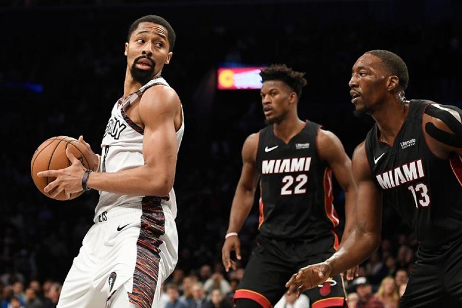 Brooklyn Nets Cool off Miami Heat 117-113 | 411SportsTV News