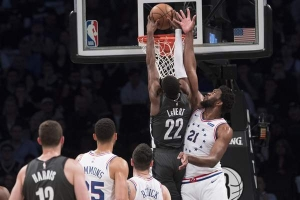 17028b3937b60d Nets Lose Critical Game 4 of NBA Playoffs to 76ers 112-108 in Heart-breaking  Fashion