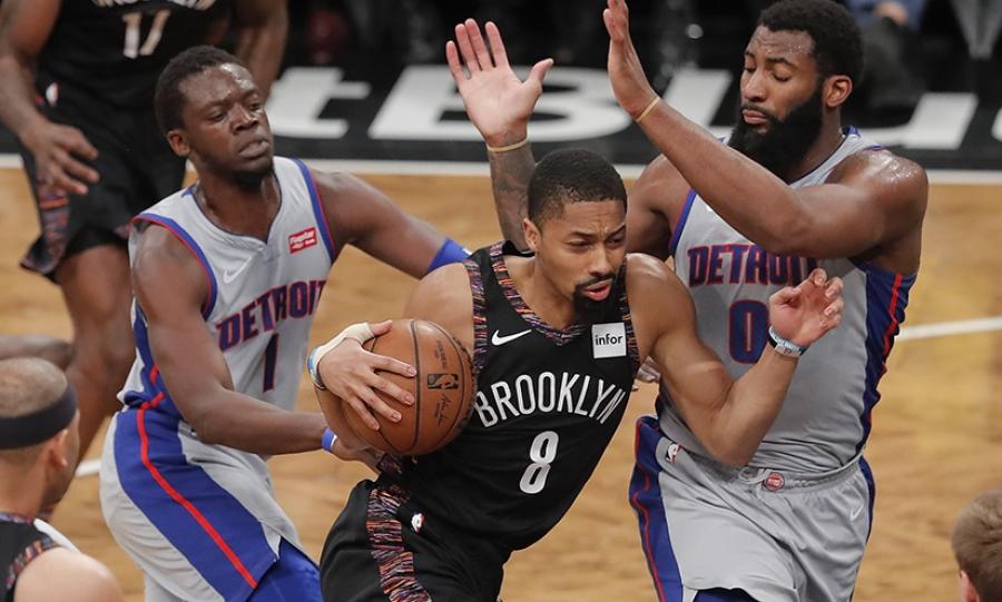 Brooklyn Nets Destroy Detroit Pistons 103 – 75 | 411SportsTV News