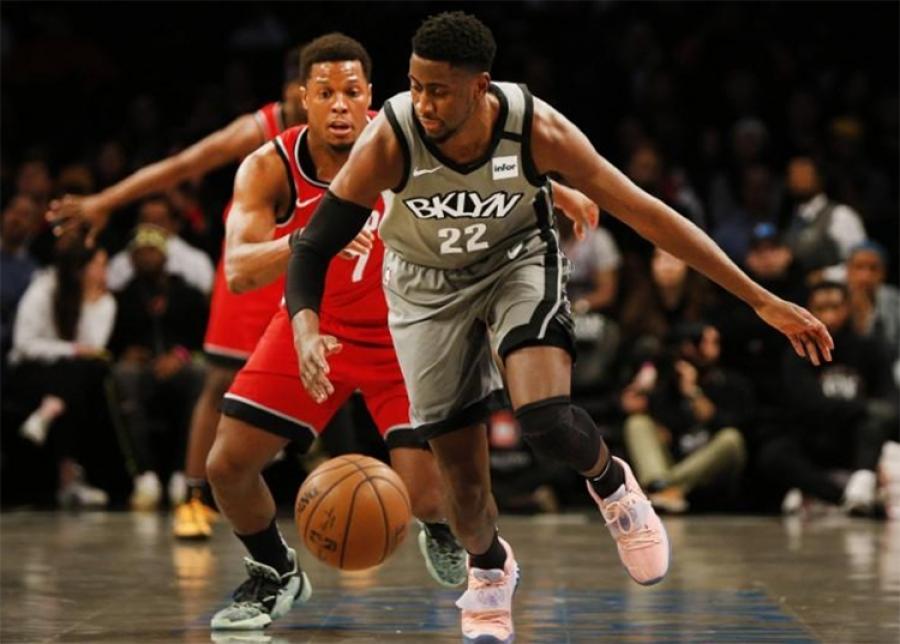 The Brooklyn Nets End The Toronto Raptors' 15-Game Win Streak | 411SportsTV News