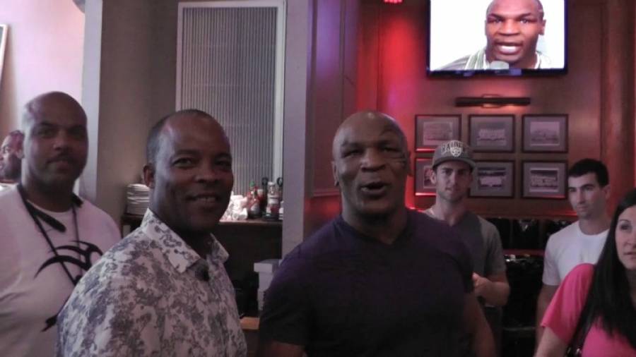 Another Comeback for Iron Mike
