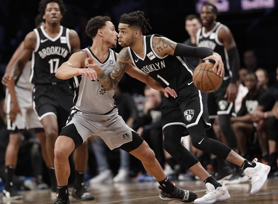 Brooklyn Nets Boot San Antonio Spurs out of NYC, Take the W 101-85 | 411SportsTV News